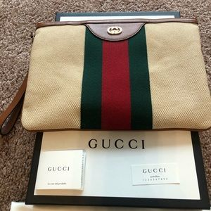 Gucci Clutch Brand New With Tag